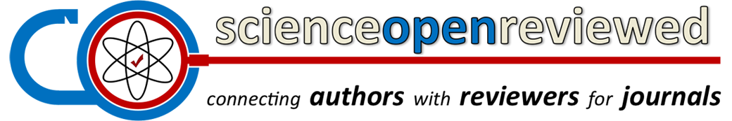 Science Open Reviewed: Connecting authors with reviewers for journals